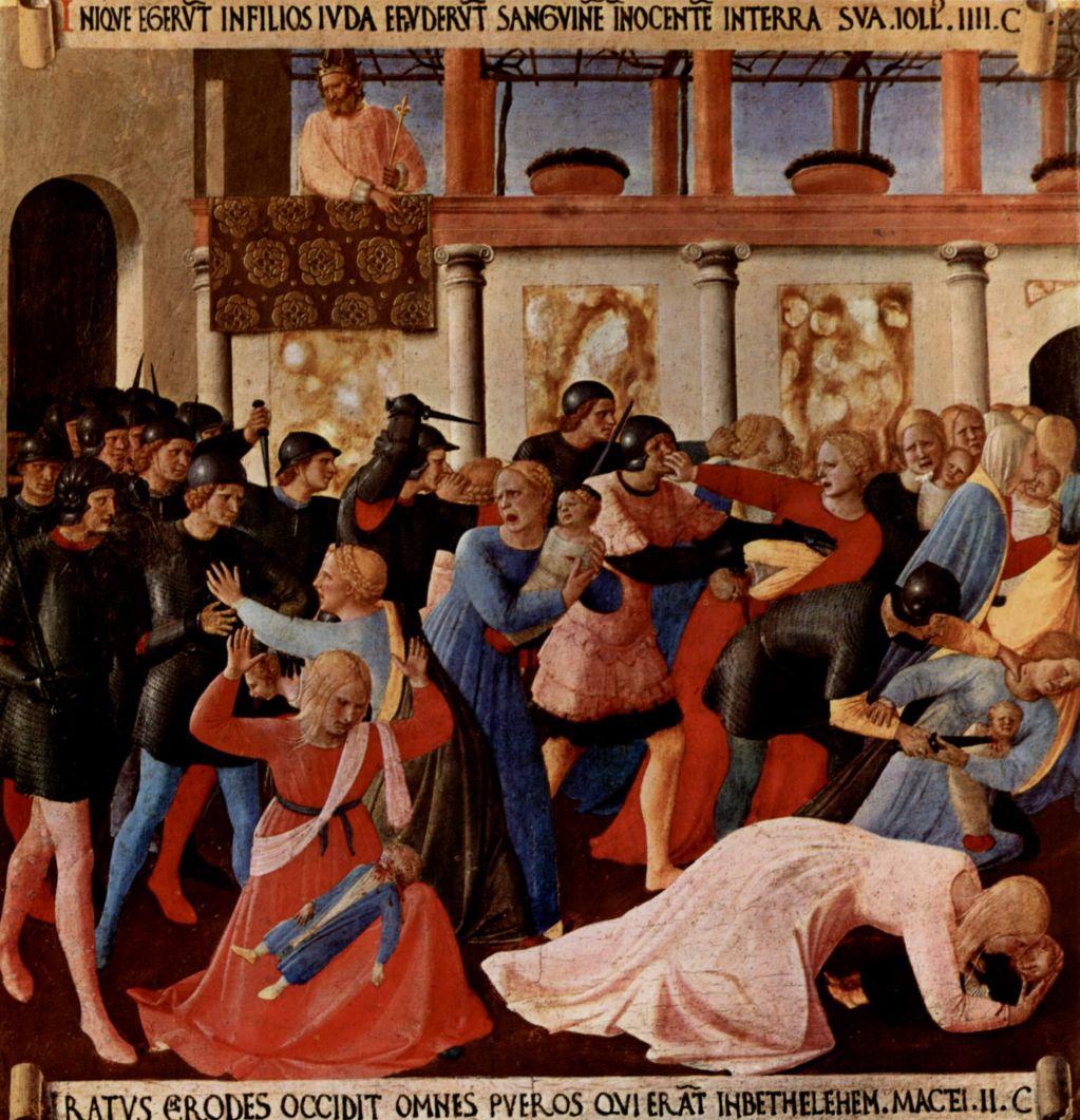 Фра Анжелико, 1450.